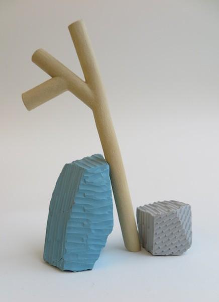 Mella Shaw Sticks & Stones #01