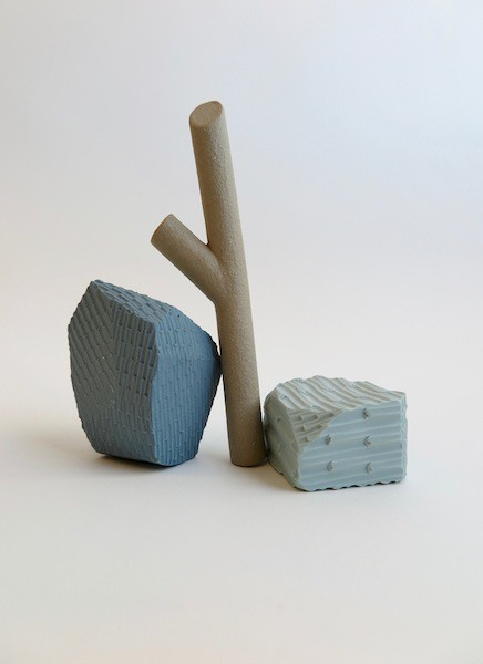 Mella Shaw Sticks & Stones #3p#4.4